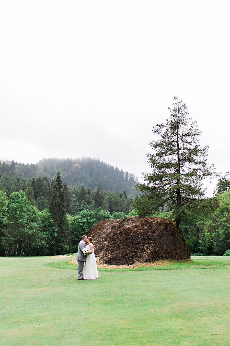 The Resort at The mountain Wedding Photo