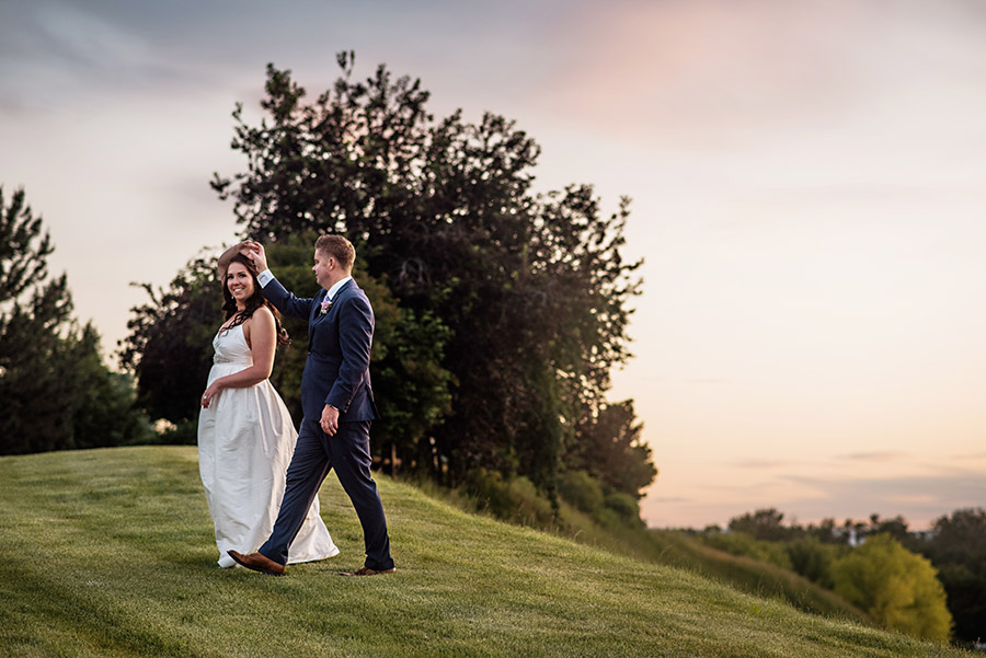 Sunset Wedding Photography Deyla Huss