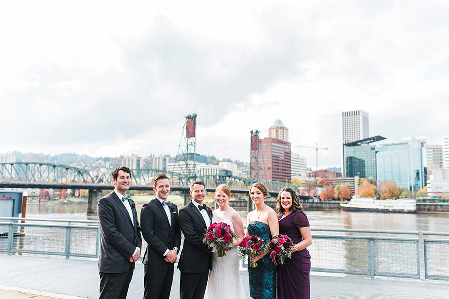 Portland Wedding Photographer Deyla Huss Photography