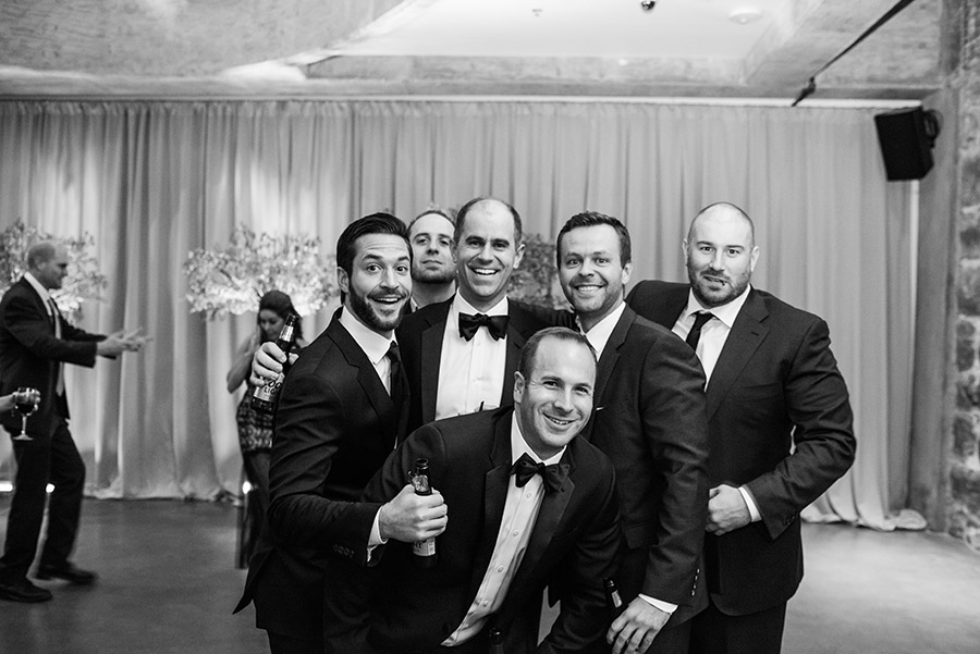 Portland Black Tie Wedding Deyla Huss Photography