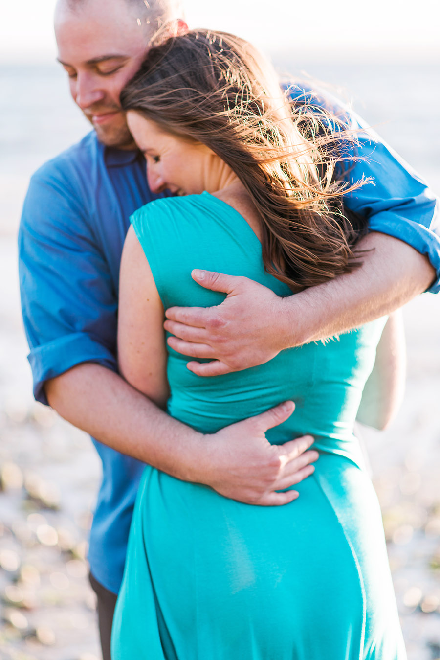 Lunds Gulch Engagement Portraits Deyla Huss Photography