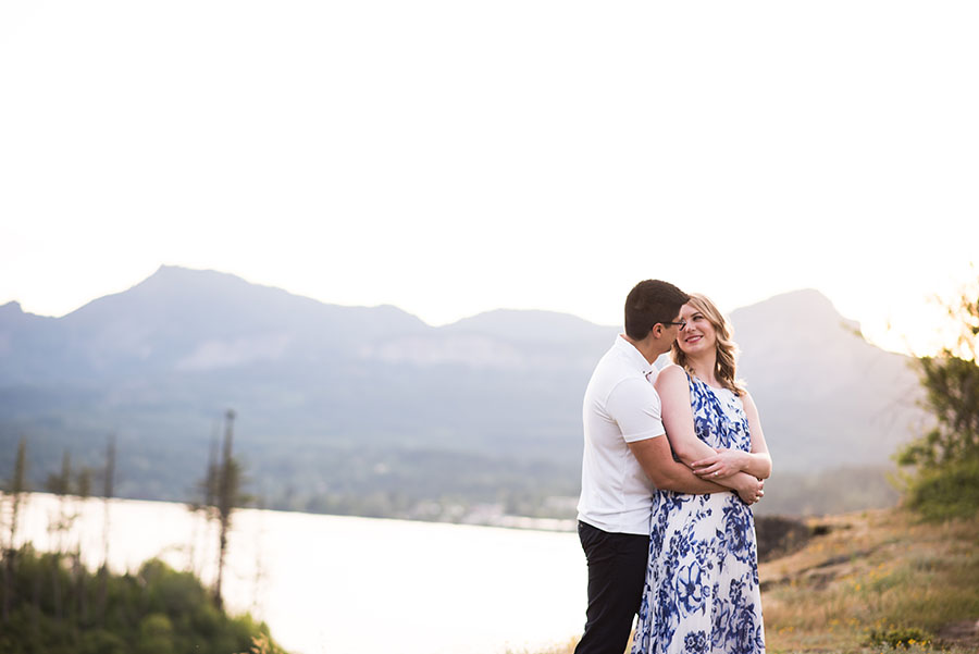 Government Cove Engagement Photo www.deylahussphotography.com