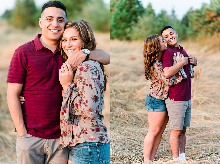 Portland Engagement Portraits Photography
