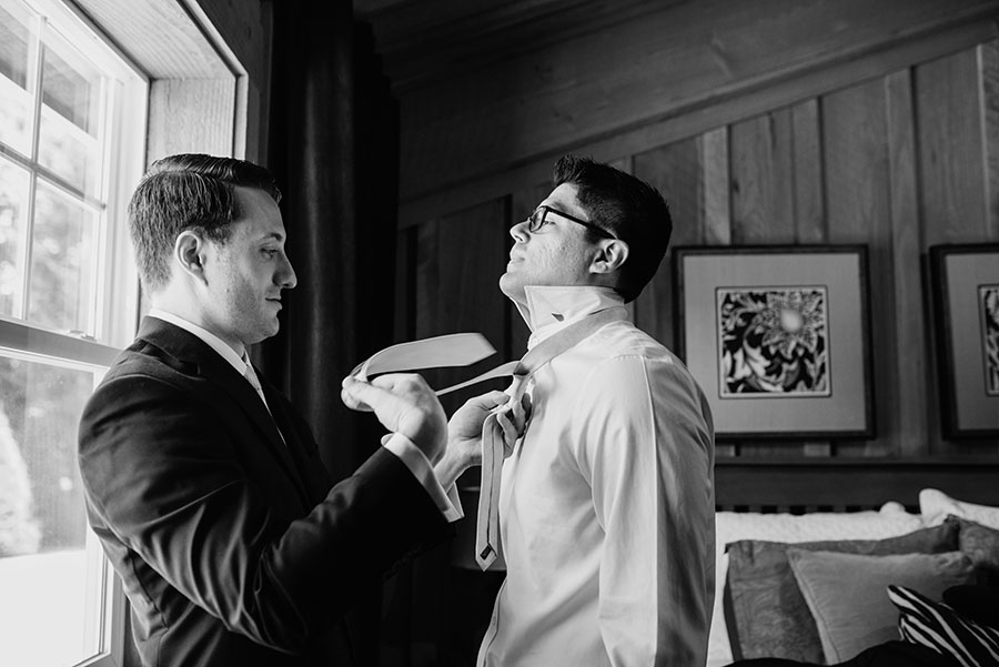 Groom Details Getting Ready Photo Oregon Wedding Photography